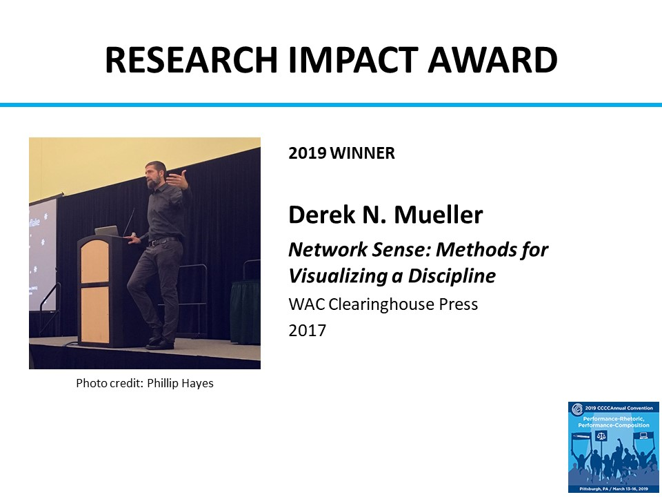 CCCC Research Impact Award - Conference on College