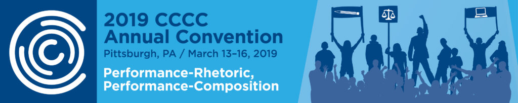 2019 CCCC Convention Program - Conference on College